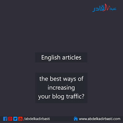 the best ways of increasing your blog traffic