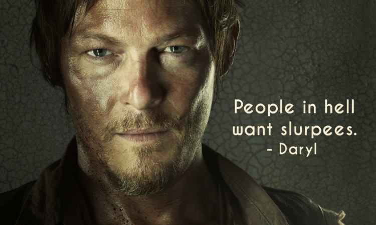 The Walking Dead Quotes Daryl
