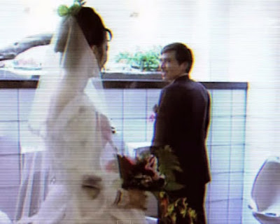 Couple Marry in Toilet