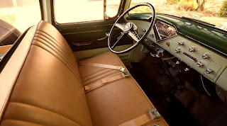 1956 Chevrolet Series 3100 Pickup Dashboard