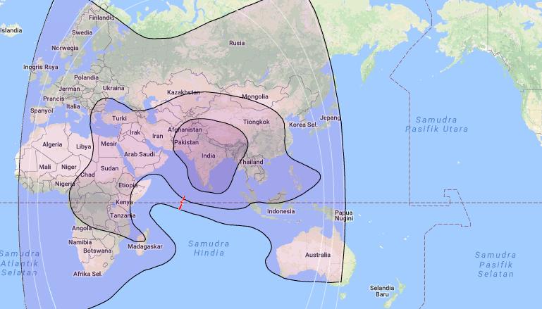 Intelsat 17 66 0°E C Band Satellite Frequency List