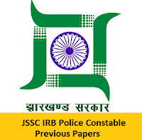 JSSC IRB Police Constable Previous Papers