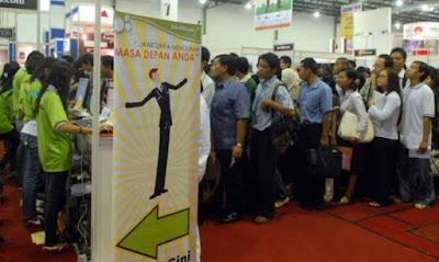 Hari ini Ada Bursa Kerja Hingga Pameran Properti di Jakarta