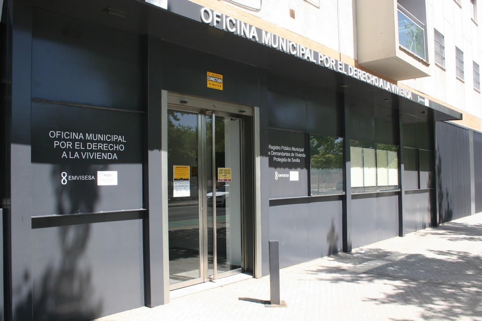 Gel n noticias la oficina municipal de la vivienda de for Alquiler piso los remedios