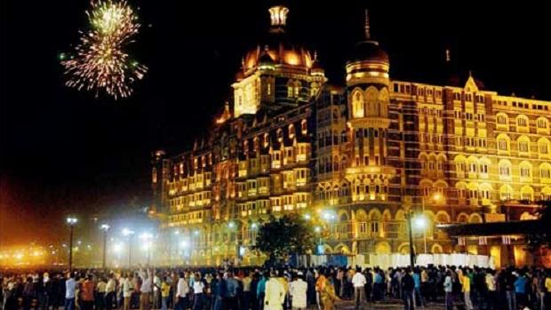 new year eve celebration in Mumbai