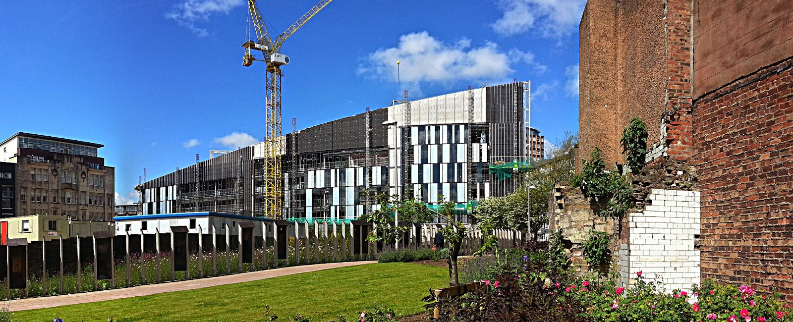 Strathclyde University TLC, Glasgow
