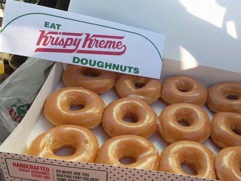 Ada Diskon di Krispy Kreme Sampai 72K