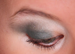 Sea Storm Eye MakeUp