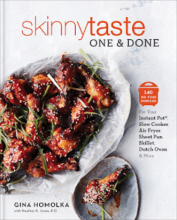 review of Skinnytaste One & Done by Gina Homolka
