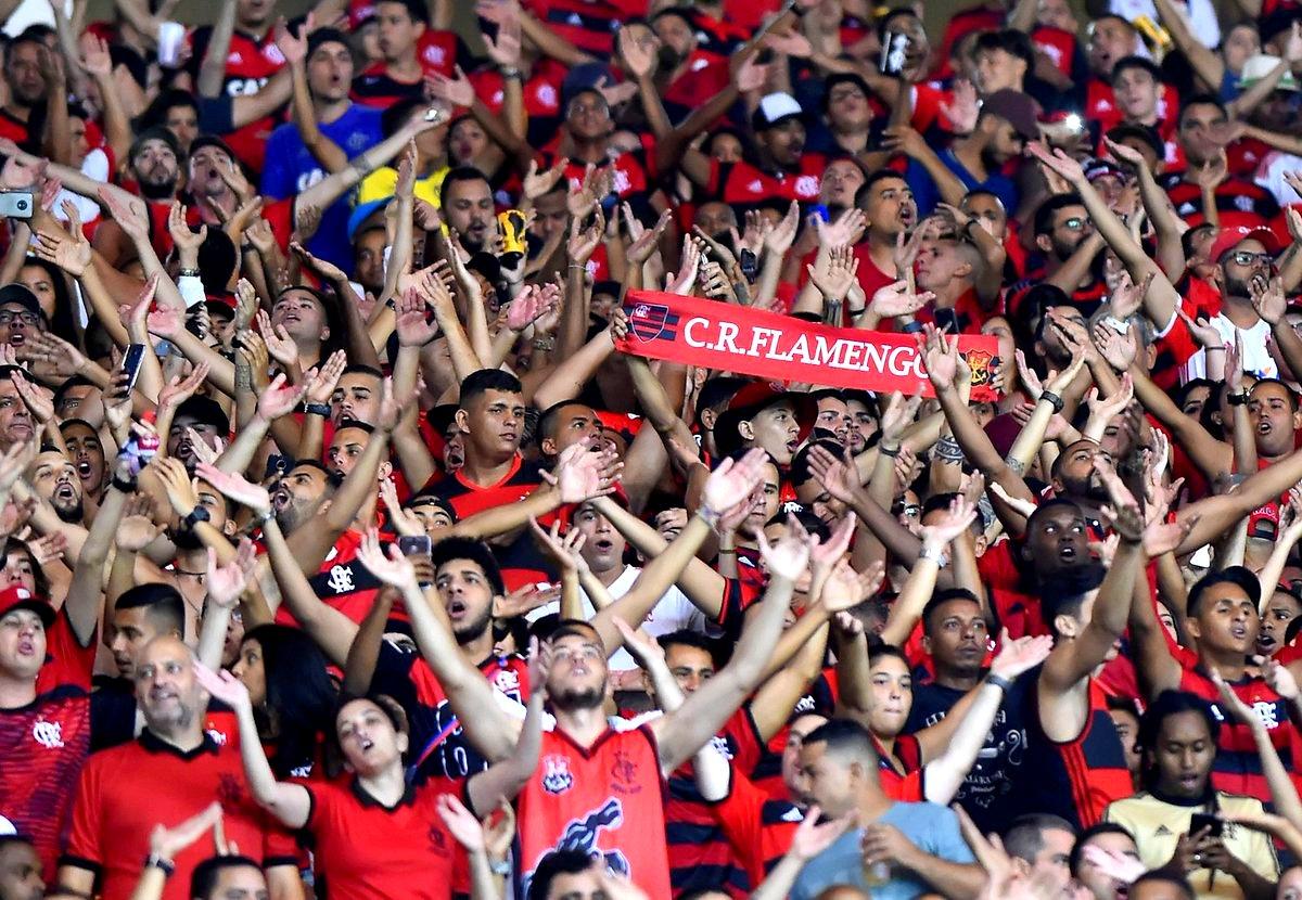 Torcida do Flamengo esgota ingressos para jogo contra o Ceará ... 214dcc9fe745d