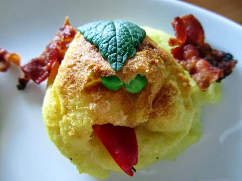 Udelukkende rester: Mister potato-head