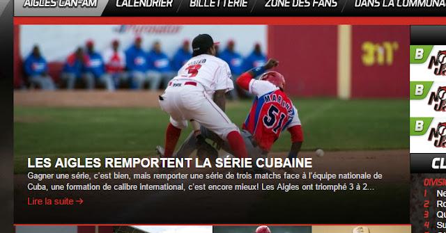 El equipo cubano de beisbol anda de mal en peor en la Liga CanAm