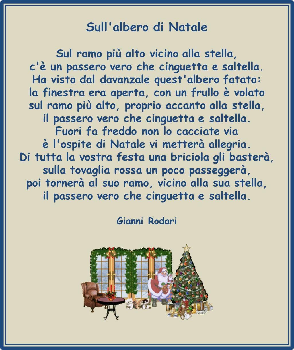 Poesie Sull Albero Di Natale Frismarketingadvies