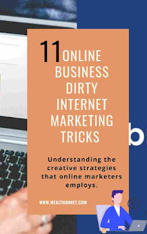 11 Online Business Dirty Internet Marketing Tricks That Works