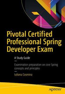Best book for Spring Framework Certification exam