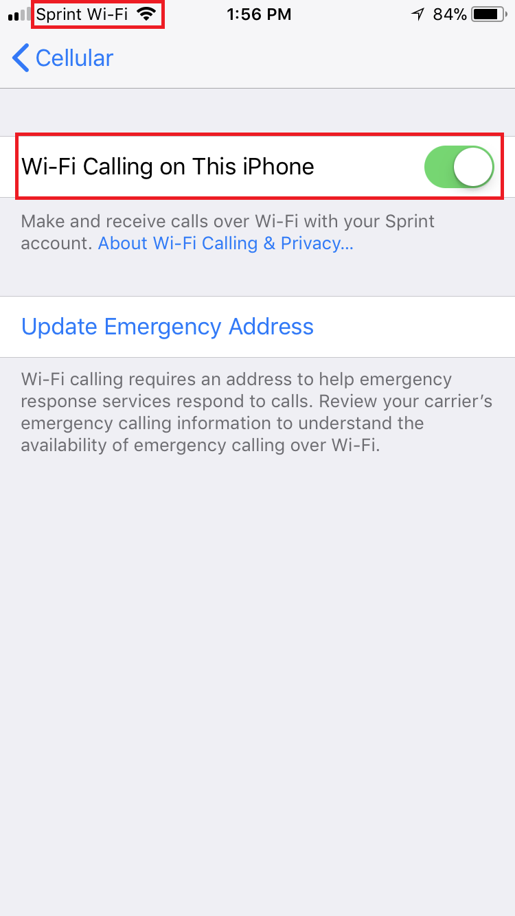 Step-by-Step Guide With Sprint International Roaming and Wi