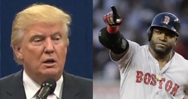 David Ortíz le hace frente a comentarios de Donald Trump en contra de latinos