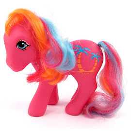 MLP Pina Colada Year Eight Tropical Ponies G1 Pony