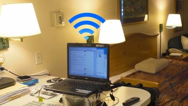 شرح طريقة جعل الكمبيوتر و اللاب توب موزع وايرليس واى فاى Wi-Fi