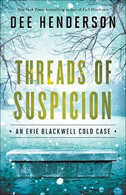 BOOK REVIEW: Threads of Suspicion by Dee Henderson
