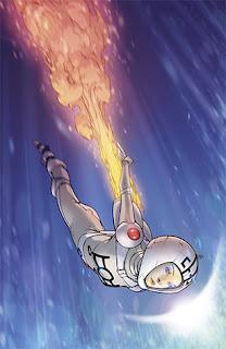 """Cómic: Reseña de """"Rocket Girl Volumen 1: Tiempos al Cuadrado"""" de Brandon Montclare y Amy Reeder - Ediciones Dimensionales"""