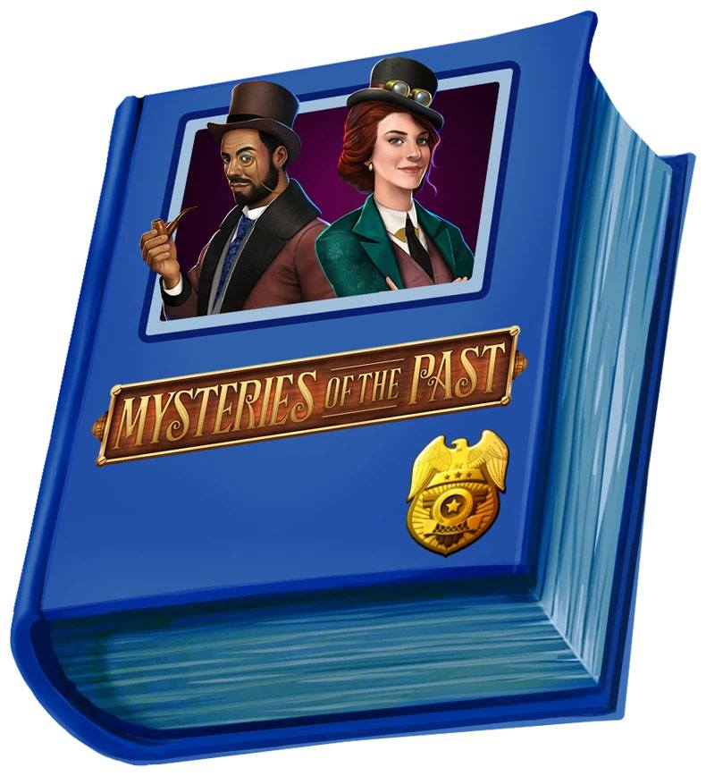 Quot Mysteries Of The Past Quot Stickers Album 4 Criminal