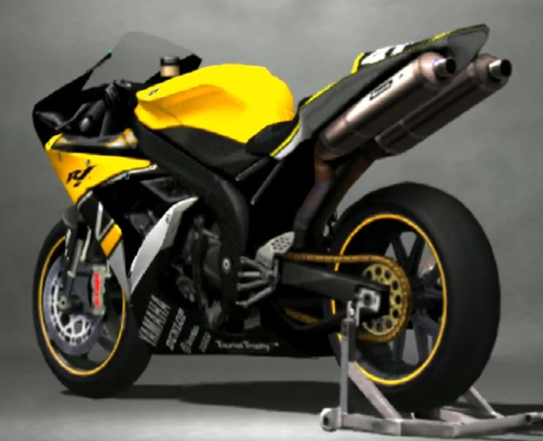 Yamaha YZF R1 Racing Modify 2005