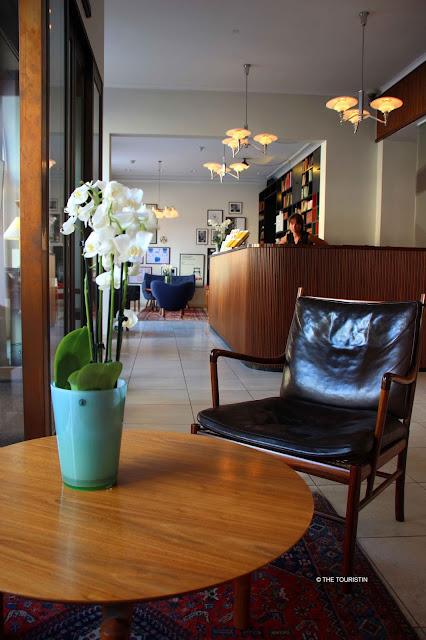 Travel Denmark. Hej Copenhagen – Danish design. Retro Hotel Alexandra