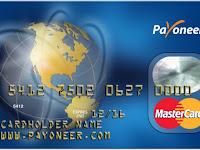 Apa Itu Payoneer? Dan Bagaiamana Cara Mendapatkan Kartu Mastercard Payoneer Gratis