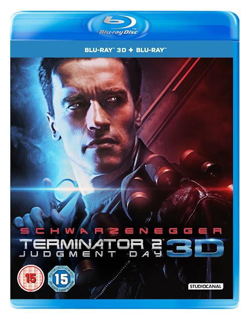 T2 Blu-ray 3D