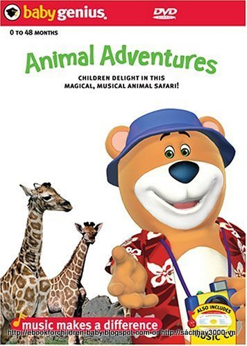 Download Filem 2011 Dvdrip 2766 Free download Movie Baby Genius Animal Adventures DVDRip x