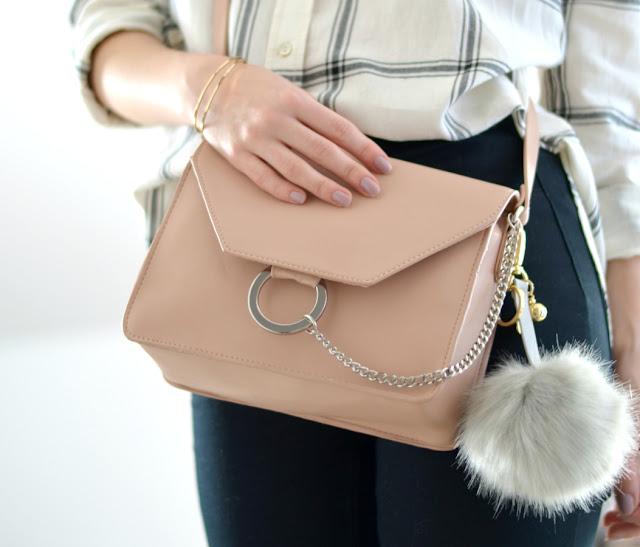 metal ring bag trend