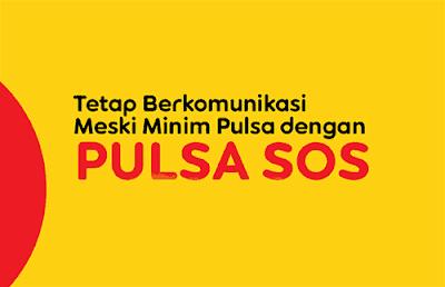 Syarat Cara Hutang Pulsa SOS Indosat 10000 dan UNREG
