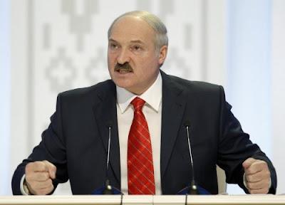 """Лукашенко розкритикував росіян, бо """"поводяться по-варварськи"""""""