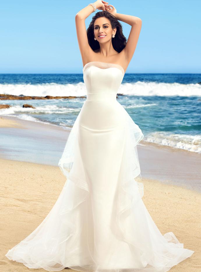 Beach Wedding Dresses From Modabridal Co Uk