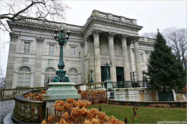 Marble House, Mansiones de Newport