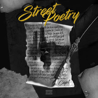 Cap 1 - Street Poetry (2017) - Album Download, Itunes Cover, Official Cover, Album CD Cover Art, Tracklist