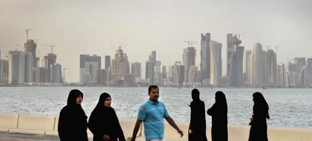 Ο αποκλεισμός του Κατάρ και τα παραμύθια για την τρομοκρατία