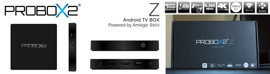 Review] Android TV solution? Cheap, reliable, fast? PROBOX2