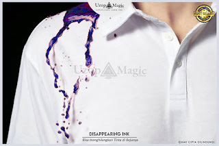 Jual alat sulap Disappearing INK