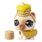 LPS Series 3 Hungry Pets Bear (#3-189) Pet