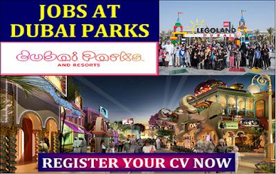 Jobs At Dubai Parks and Resorts