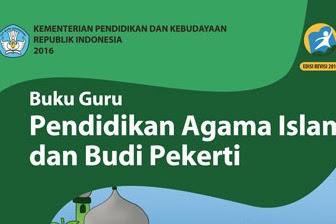 KIKD RPP Kurikulum 2013 Pendidikan Agama Islam Revisi 2016 SMP