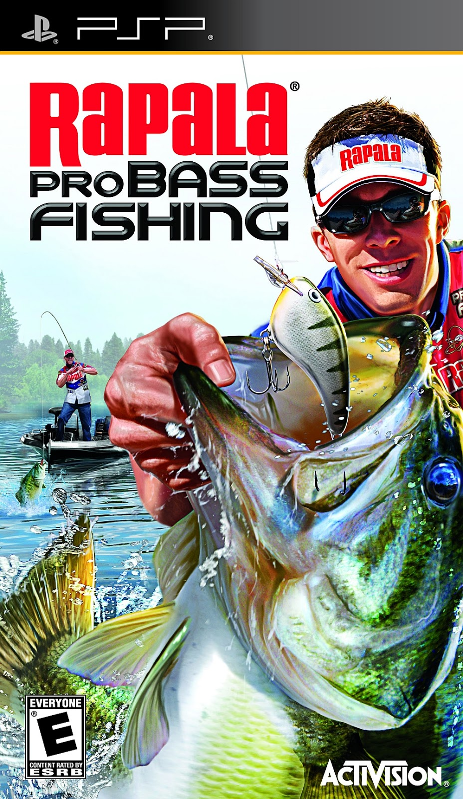 Rapala Pro Bass Fishing - PSP - ISO Download