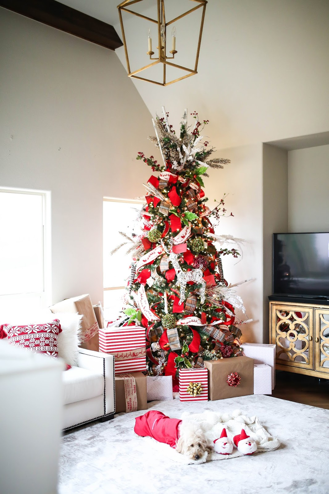 Christmas Time In Our Home The Sweetest Thing Bloglovin