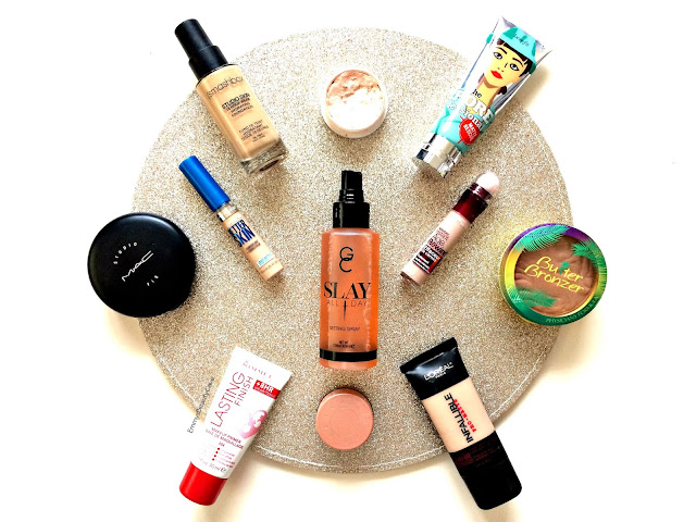 makeup for oily skin, makeup products worth the hype