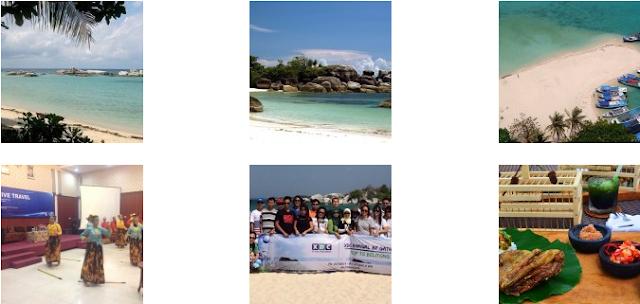 Paket Wisata Murah ke Belitung