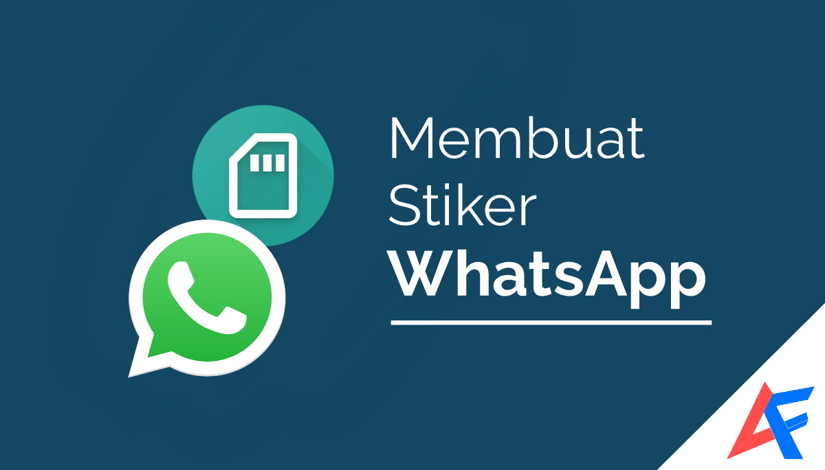 Cara Membuat Stiker Whatsapp Sendiri Dalam 2 Langkah Praktis