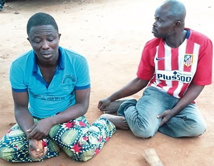 c & s pastor arrested robbery ogun state