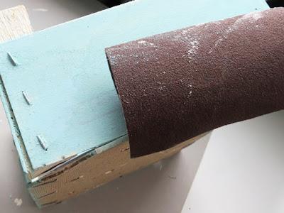 DIY vonKarin - Kreidefarben-Kiste